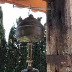 Antiquités: LAMPARA SOL, TIPO PETROMAX. Lote 260439270