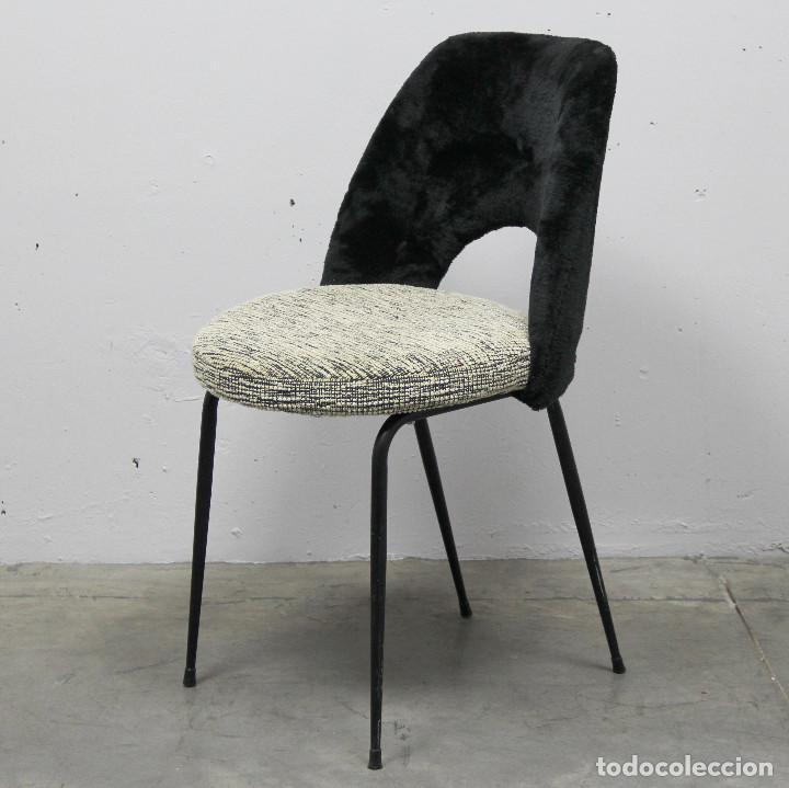 Antigüedades: Pareja de silloncitos o sillas de los años 50 - Foto 3 - 260466380