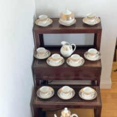 Antigüedades: JUEGO CAFE EL CASTRO PRIMERA EPOCA. Lote 260531540