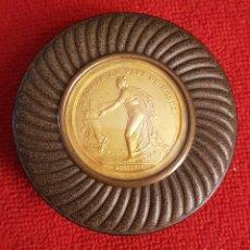 Antiguidades: POLVERA FRANCESA DE 1894 (8 CM). Lote 260565630