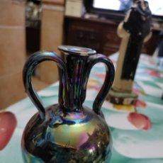 Antigüedades: PEQUEÑA JARRA DE REFLEJOS TRIANA.. Lote 260747850