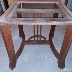 Antiquités: ESTRUCTURA DE MESA ART DECO.. Lote 260777055
