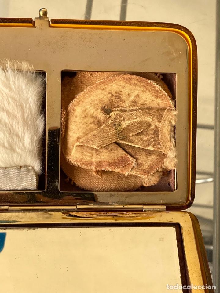 Antigüedades: Bonito estuche de señora antiguo - Foto 5 - 261138780