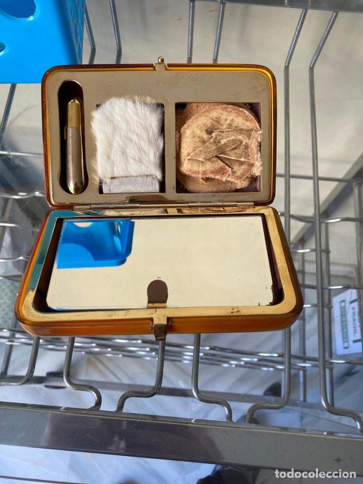 Antigüedades: Bonito estuche de señora antiguo - Foto 6 - 261138780