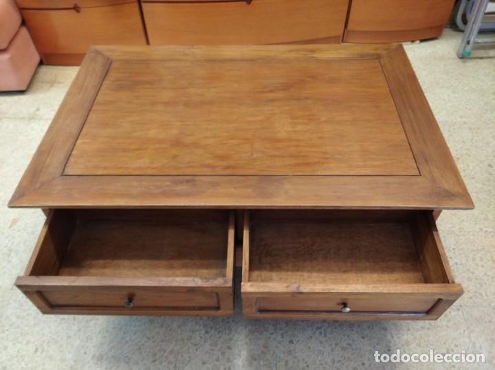Antigüedades: Muebles antiguos Colonial Teca - Foto 4 - 261139120