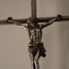 Antigüedades: CRISTO EN LA CRUZ, RCDO.DE LIMPIAS. Lote 261152785