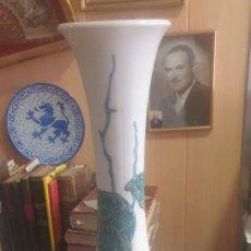 Antigüedades: JARRON LLADRO TIPO MODERNISTA AÑOS 70. Lote 261184520