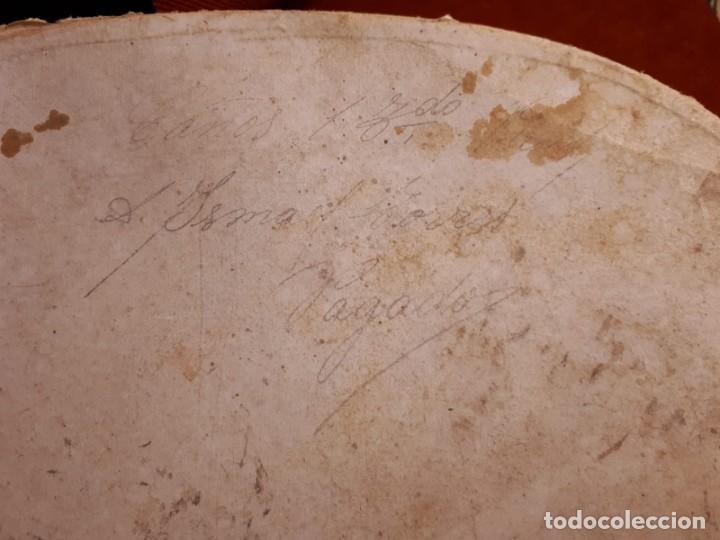 Antigüedades: MAGNÍFICO SOMBRERO DE COPA O CHISTERA DE LA SOMBRERERIA GONZALEZ RIVAS SIGLO XIX-XX - Foto 11 - 261272675