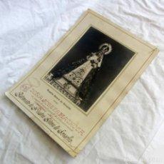Antigüedades: FOTOGRAFÍA NUESTRA SEÑORA DE SONSOLES AVILA PATRONATO 27 DE JUNIO DE 1926. Lote 261274105