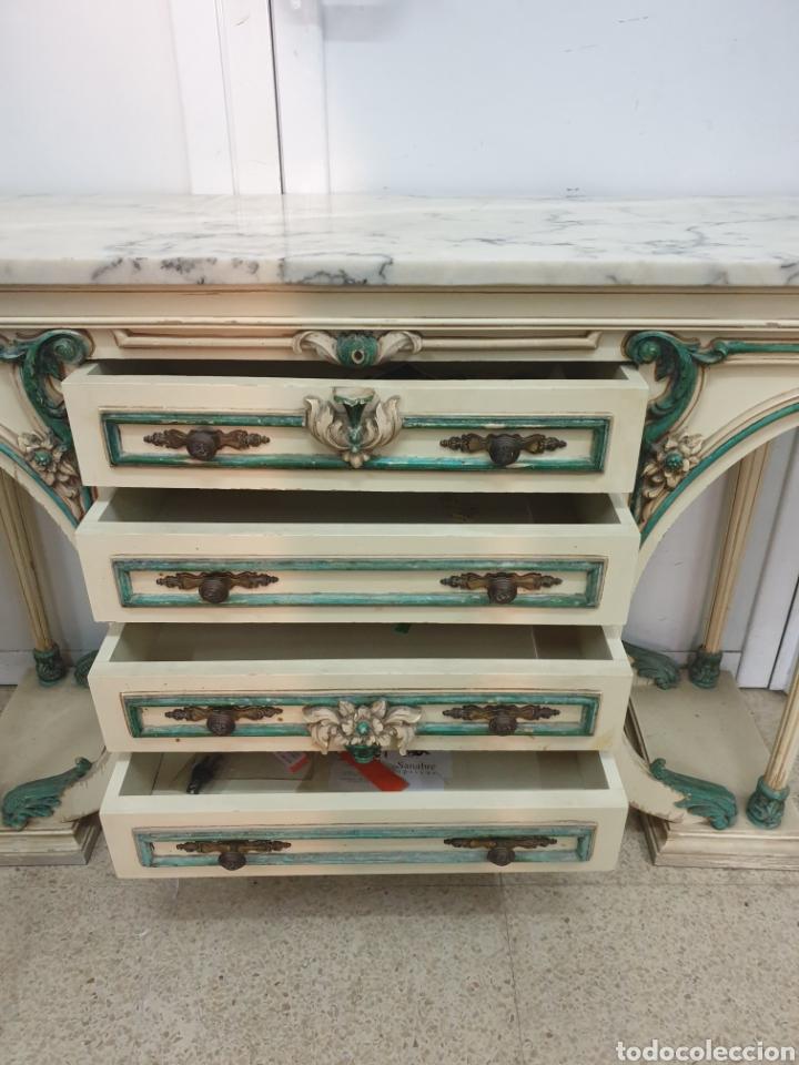 Antigüedades: Mueble recibidor - Foto 8 - 261285765