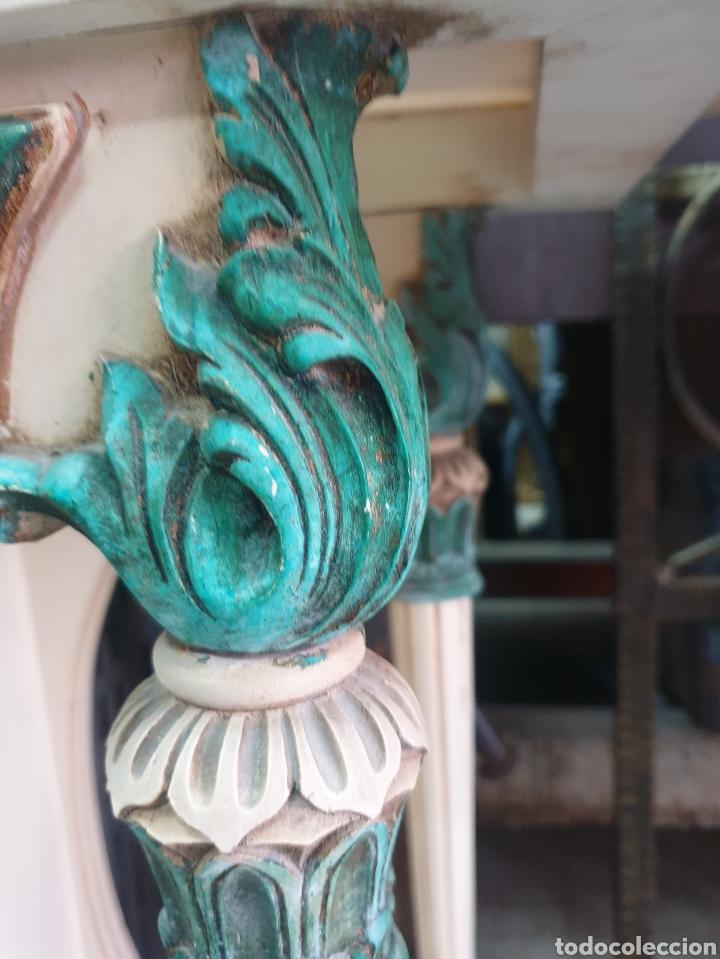 Antigüedades: Mueble recibidor - Foto 15 - 261285765