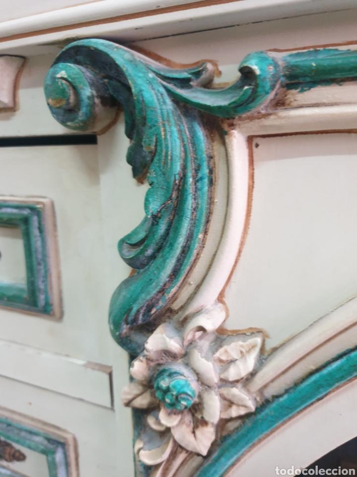 Antigüedades: Mueble recibidor - Foto 16 - 261285765