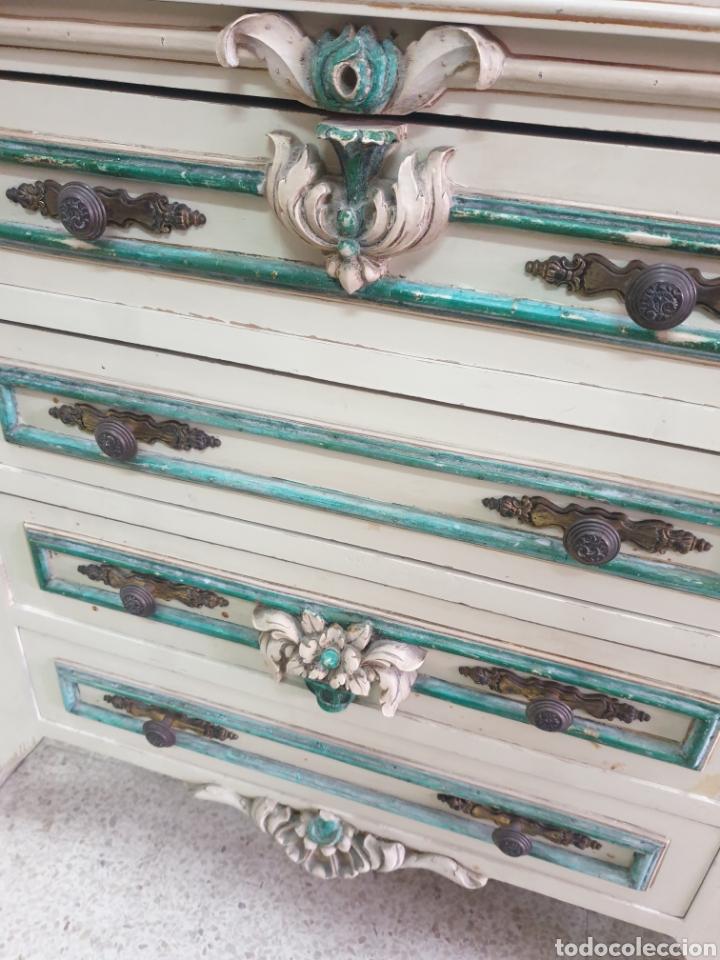 Antigüedades: Mueble recibidor - Foto 17 - 261285765