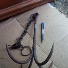 Antigüedades: ESCARCIA ANTIGUA DE POZOS.. Lote 261535590