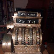 Antigüedades: CAJA REGISTRADORA ANTIGUA 1914. Lote 261570145