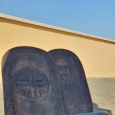 Antigüedades: SILLAS AFRICANAS. Lote 261572435