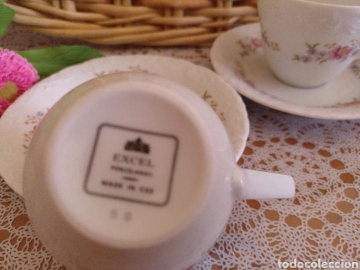 Antigüedades: 2 Juegos de café - Foto 4 - 261636030