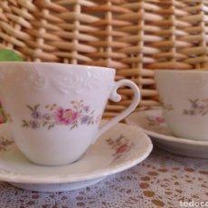 Antigüedades: 2 JUEGOS DE CAFÉ. Lote 261636030