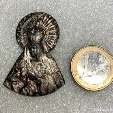 Antigüedades: 464.VIRGEN DE METAL POSIBLEMENTE ESPERANZA MACARENA O ESPERANZA DE TRIANA (SEVILLA). Lote 261651500