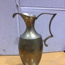 Antigüedades: JARRÓN DE BRONCE. Lote 261735115