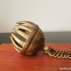 Antigüedades: CAMPANA PARA ELEFANTES. Lote 261789060