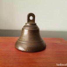 Antigüedades: CAMPANA BRONCE. Lote 261791165