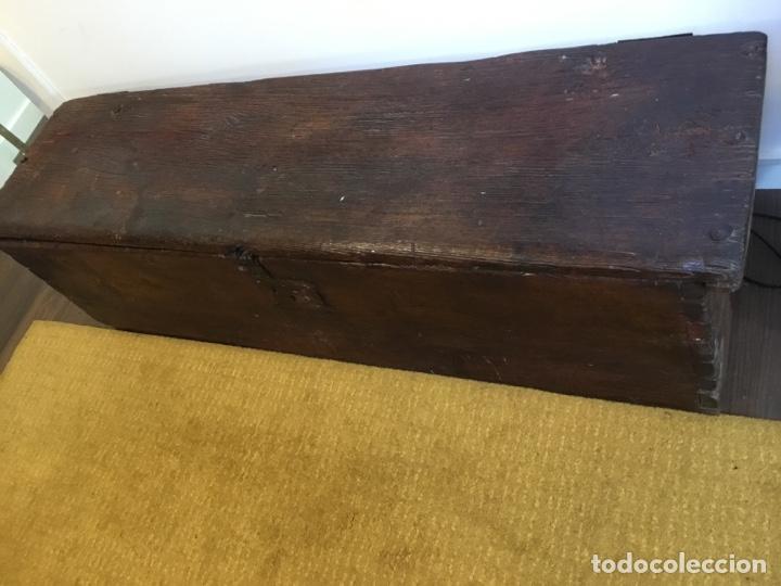 Antigüedades: Arcón unico - Foto 3 - 261819440