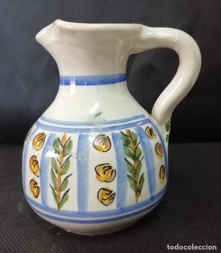 JARRITA CERÁMICA MURCIANA LARIO (Antigüedades - Porcelanas y Cerámicas - Lario)