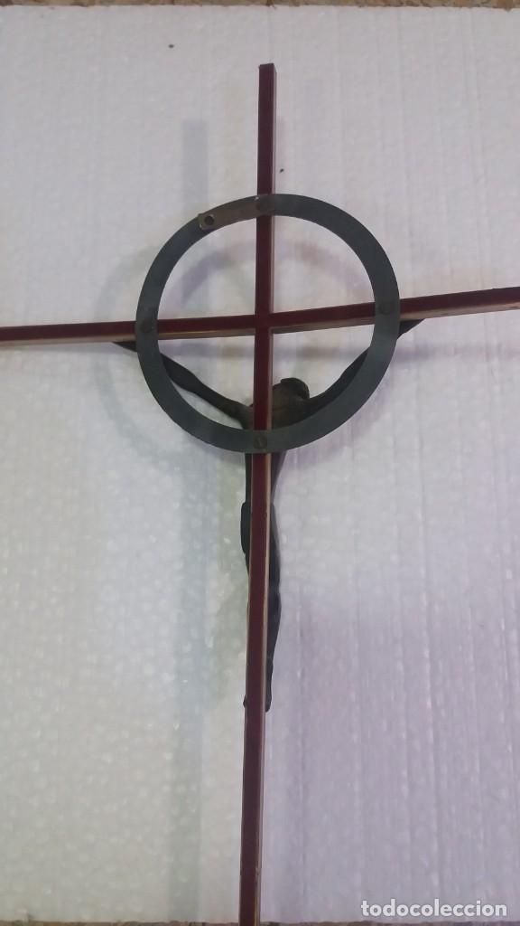 Antigüedades: Cristo de bronce - Foto 2 - 261936820