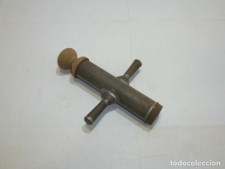 ANTIGUA CHURRERA.25 CM. (Antigüedades - Técnicas - Rústicas - Utensilios del Hogar)
