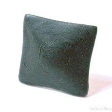 Antigüedades: CHINCHETA ANTIGUA PARA TAPICERIA, 2.4 CMS , 45 UNIDADES DISPONIBLES. Lote 261955350