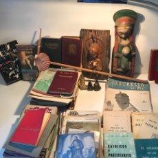 Antigüedades: LOTE RELIGIOSO. Lote 261958210