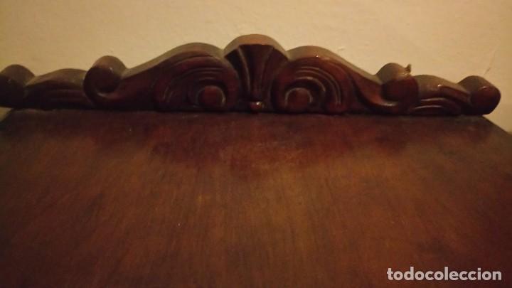 Antigüedades: Antigua mesita de habitacion - Foto 2 - 261967025