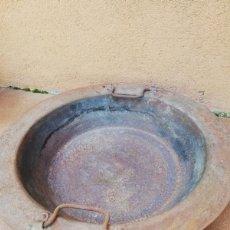 Antigüedades: ANTIGUO BRASERO DE HIERRO.. Lote 261977735