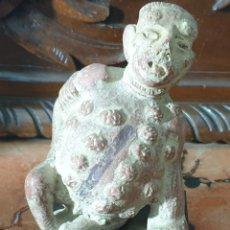 Antigüedades: REPLICA DE CULTURA PRECOLOMBINA DE MEDIADOS SIGLOXX. Lote 261982285