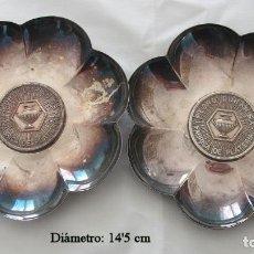 Antigüedades: DOS FUENTES PEDRO DURAN 1967. Lote 261991330