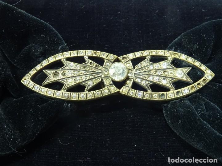 Antigüedades: 3 Cinturones Siglo XIX - Foto 2 - 262046690