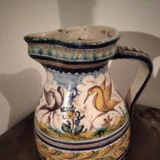 Antigüedades: JARRA FCA RAMOS REJANO. Lote 262144535
