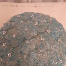 Antigüedades: PLAFÓN DE MURANO. Lote 262145705