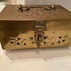 Antigüedades: COFRE ANTIGUO. Lote 262305700