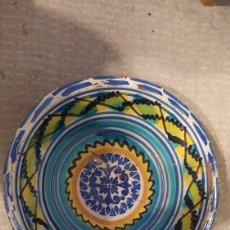 Antigüedades: LEBRILLO ANTIGUO DE TRIANA. Lote 262318405