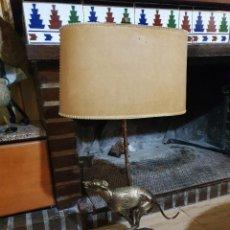 Antigüedades: ANTIGUA LAMPARA. Lote 262369255