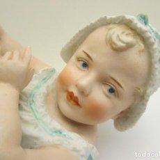 Antigüedades: BABY PIANO DE HEUBACH. Lote 262385475