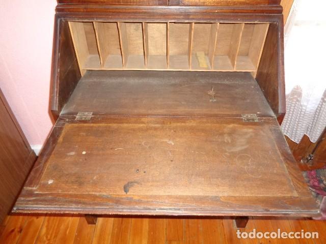 Antigüedades: escritorio - Foto 4 - 262560185