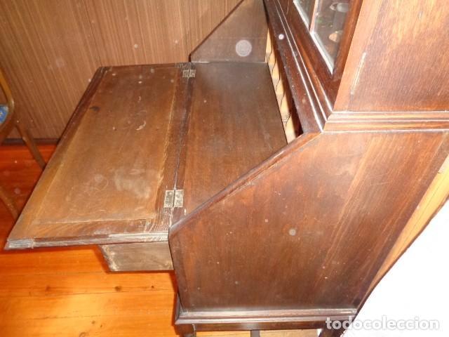 Antigüedades: escritorio - Foto 5 - 262560185
