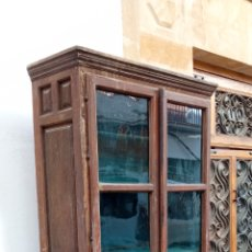 Antigüedades: VITRINA SIGLO XVIII. Lote 262585840