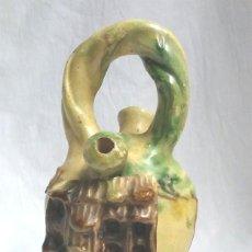 Antigüedades: CUENCA BOTIJO AÑOS 60. MED. 17 CM. Lote 262589240