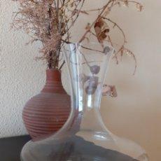 Antigüedades: DECANTADOR CLASICO PARA VINO. Lote 262769050