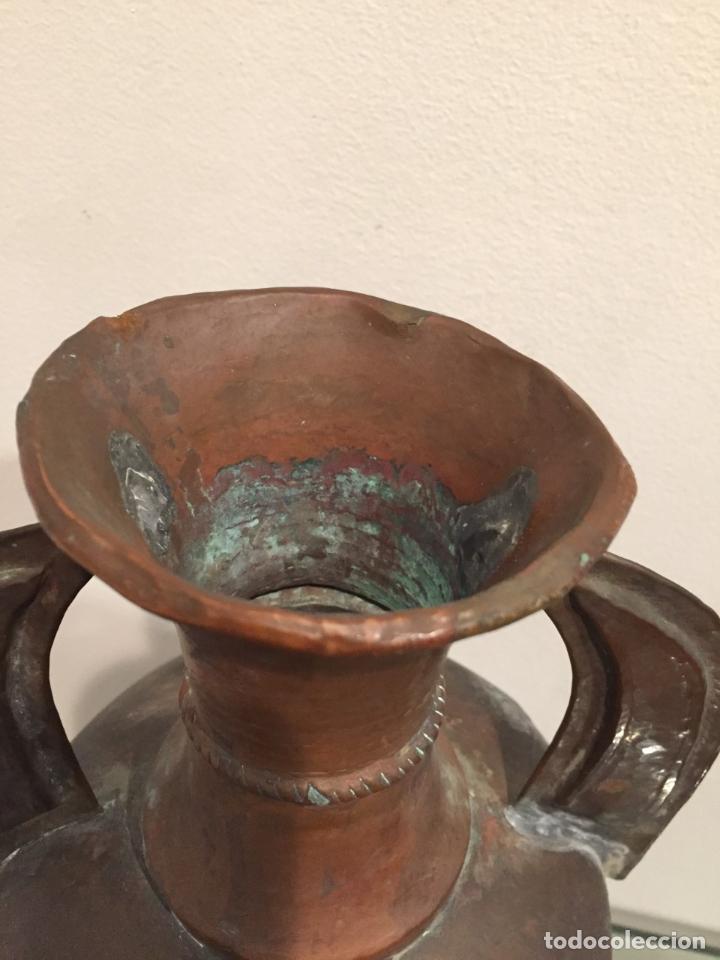 Antigüedades: Anfora, jarron , nazarí, alta época - Foto 4 - 262797970