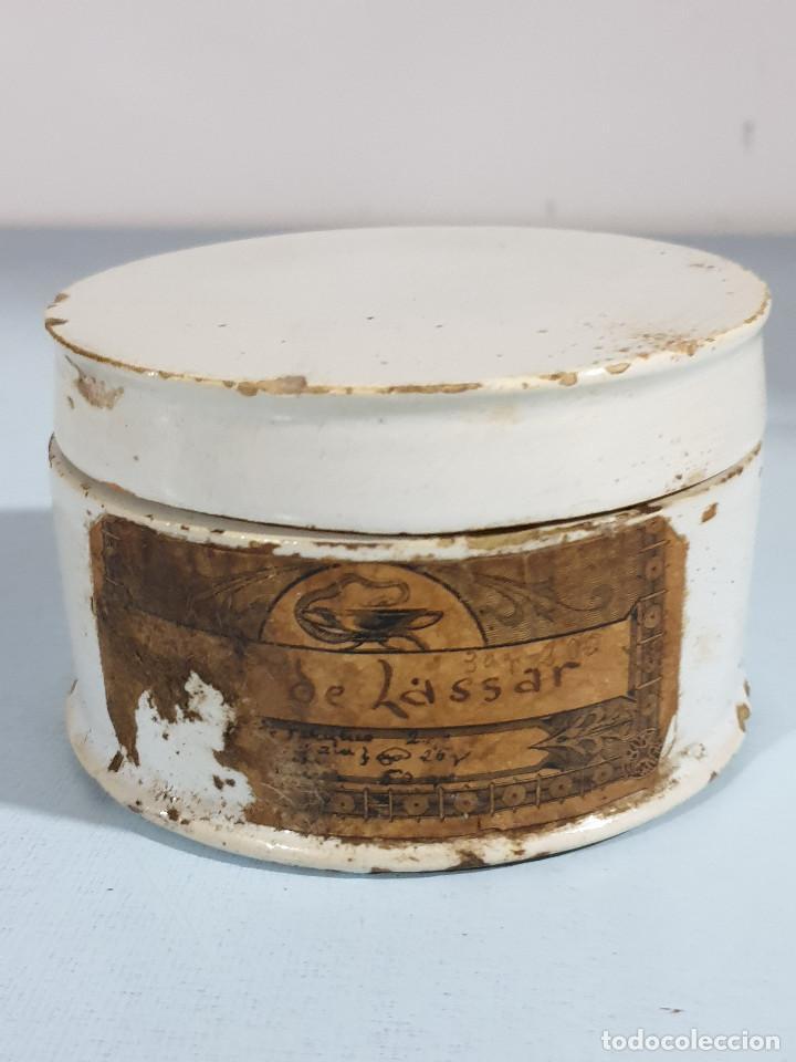 Antigüedades: FRASCO, BOTE PORCELANA, ALBARELO, TARO FARMACIA - Foto 2 - 262810500